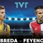 NAC Breda - Feyenoord maçı TVT'de