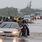 Kasırgada 38 kişi ölmüştü! Havadan görüntülendi