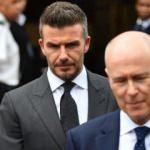 Beckham'a 6 ay araç kullanma yasağı!
