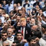 Binlerce kişi sokağa döküldü! İran'da hükümete tam destek