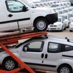 Ticari araç ihracatı 4 ayda yüzde 2 arttı