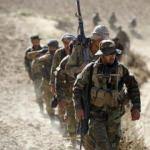 Afganistan'da NATO saldırısı! 8 polis öldü