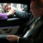 Erdoğan sordu, yaşlı teyze ser verip sır vermedi