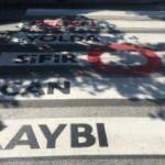 İstanbul'da 3 boyutlu yaya geçidi
