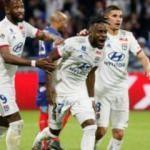Lyon, Devler Ligi biletini 4 golle kaptı!