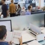 Ofis çalışanlarını sosyal medya korkutuyor