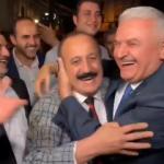 Vatandaşın AK Parti şiiri Yıldırım'ı kahkahaya boğdu