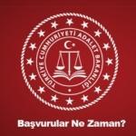 Adalet Bakanlığı 11 bin personel alımı yapacak! Başvurular ne zaman?