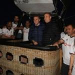 Fikret Orman Kapadokya'da balona bindi
