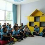 Gaziantep Büyükşehir Belediyesi'nden çocuklara meddah gösterisi