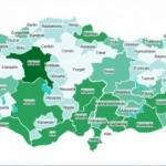 Herkes kendi memleketinde yaşasaydı illerin nüfusu nasıl olurdu?
