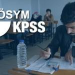 Lise ve önlisans KPSS sınavı ne zaman olacak? Bu yıl KPSS sınavı var mı?