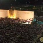 Yenikapı'da tarihi gün! Yüz binlerce kişi saf tuttu