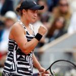 Roland Garros'ta şampiyon Ashleigh Barty!