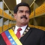 Venezuela'nın tonlarca altınına el koydular