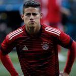 James Rodriguez Bayern'den ayrılıyor