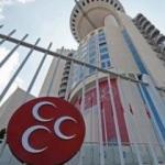Silahlı saldırı sonrası MHP kapıları kapattı