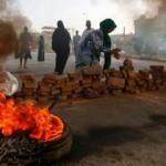 Sudan'da sivil itaatsizlik eylemleri ve genel grev başladı