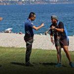 Turistin sorusu genci zor durumda bıraktı