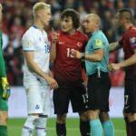 Türkiye - İzlanda maçınının hakemi belli oldu