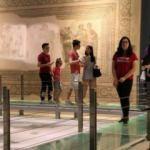Zeugma Müzesi'ne ziyaretçi akını