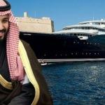 Dünya çalkalanıyor! Suudi Prens'in yatında bulundu