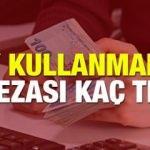 2019 Oy kullanmama cezası ne kadar oldu? Nereye nasıl ödenecek? (YSK)