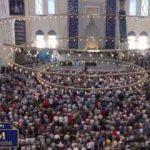 Büyük Çamlıca Camisi'nde icazet heyecanı! Erdoğan da katıldı
