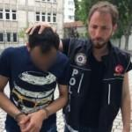 Bonzai sattığı gerekçesiyle gözaltına alındı