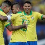 Brezilya'ya hafif geldiler! Gol şov!