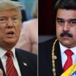 Trump'tan Maduro ile görüşme açıklaması