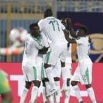 Senegal rahat kazandı