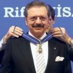 'TOBB Başkanı'na İspanya'dan nişan