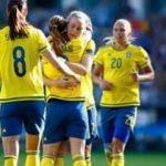 İsveç, Almanya'yı geçip yarı finale yükseldi!