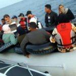 Lastik botlarda 51 kaçak göçmen yakalandı
