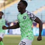 Nijerya ikide iki yaparak üst turu garantiledi