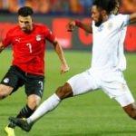 Salah'lı Mısır Luyindama'lı Kongo'ya şans tanımadı