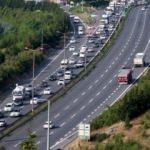 Anadolu Otoyolu'nda çalışma: 36 gün kapalı olacak