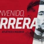 Atletico Madrid transferi açıkladı