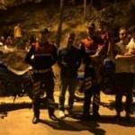 Kaybolan çocuk jandarma tarafından ailesine teslim edildi