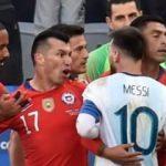 Medel'den Messi yorumu: 'Ona katılıyorum'