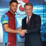 Trabzonspor Almanya'dan transfer açıkladı!
