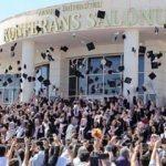 Aksaray Üniversitesi 2 bin 602 mezun verdi