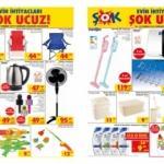 ŞOK 9 Temmuz aktüel ürünler kataloğu! Elektrikli ürünlerde yaz indirimi...