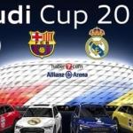 Audi Cup ne zaman, saat kaçta ve hangi kanalda? Detaylar açıklandı!
