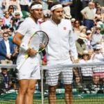 Federer, Nadal'ı geçip finale yükseldi!