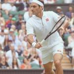 Federer, Wimbledon'da çeyrek finalde