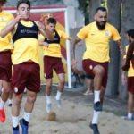Galatasaray, Leipzig ile karşılaşacak