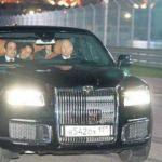 Putin'in limuzinine Türk dokunuşu