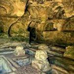 Titus Tüneli turistlerin ilgisini çekiyor